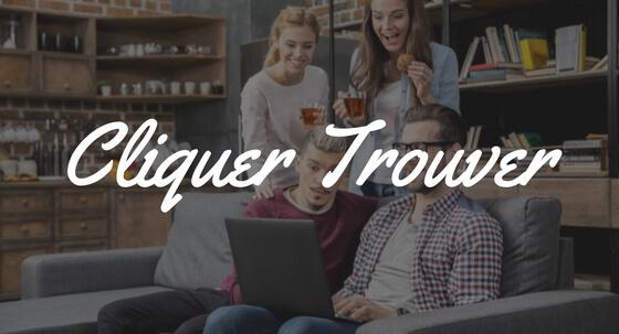 Cas-Client-Cliquer-Trouver