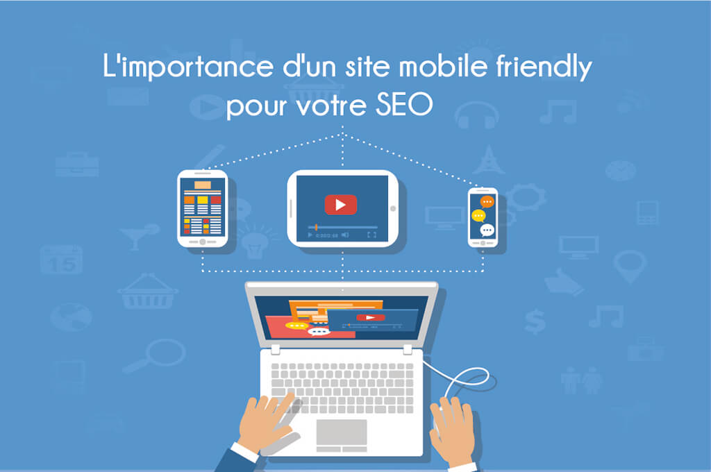 Site Internet Mobile Friendly SEO