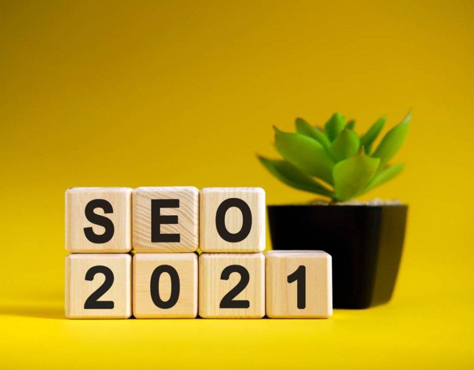 2021 : quelles nouveautés SEO ?